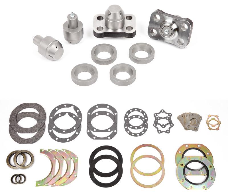 ROCK ASSAULT™ Trunnion Bearing Eliminator Kit