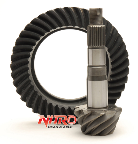 Pickup 4runner 86 95 Ifs Front Ring And Pinion Sets
