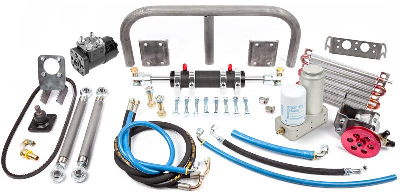 ROCK ASSAULT™ Toyota Full Hydro Steering Kits