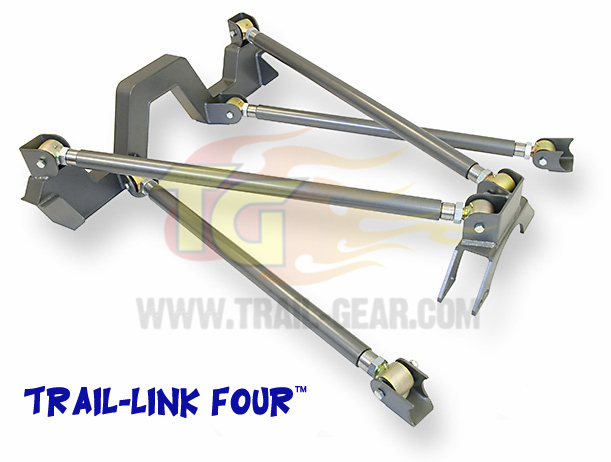 Trail Link Four Rear Link Suspension Kit Yotamasters