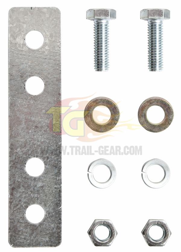 Tacoma/Tundra Brake Proportioning Valve Relocation Bracket Kit