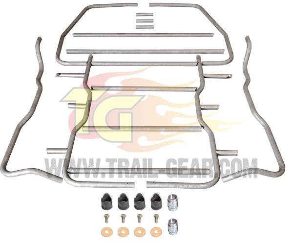 Trail Gear Pickup 84 95 Flatbed Kit Yotamasters