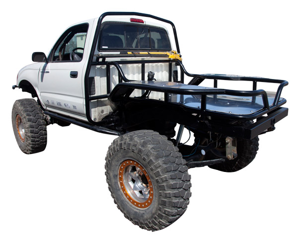 Trail Gear Pickup 84 95 Flatbed Kit Yotamasters