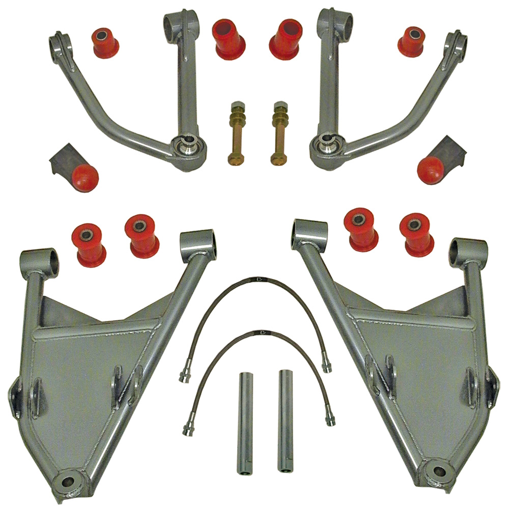 Total Chaos Long Travel 86 95 4wd Gen 2 Caddy Kit Yotamasters 1990 Toyota Pickup Trailer Wiring Harness