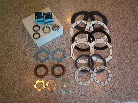 Knuckle Rebuild Kit (Drum Brake Land Cruiser FJ40/55)