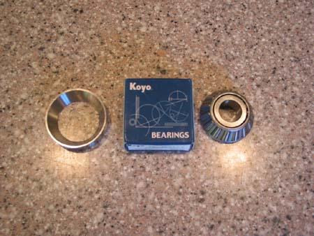 Koyo FJ80 Trunnion / Knuckle Bearings