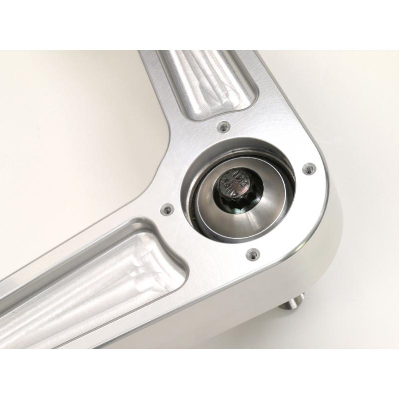 Tundra Billet Aluminum Uniball Upper Control Arm System View