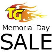 * TG Memorial Day Sale *