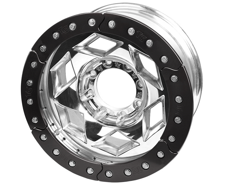 Creeper Lock 17 Aluminum Beadlock Wheels 8 On 170mm