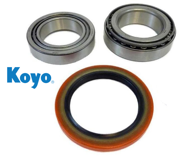 Koyo Front Wheel Bearing Kit